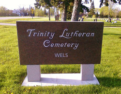 Trinity Lutheran Cemetery (New Section)