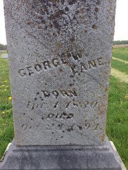 George Washington Lane