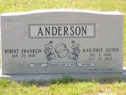 Marjorie Margie Nell <i>Quinn</i> Anderson
