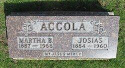 Josias Joe Accola