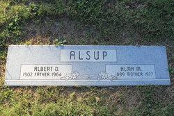 Albert D Alsup