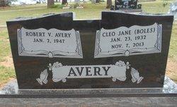Cleo Jane <i>Boles</i> Avery