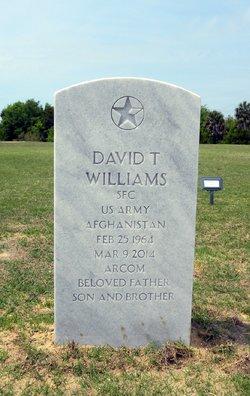David Tavoris Williams