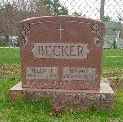 Helen Iona <i>Urban</i> Becker