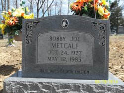 Bobby Joe Metcalf