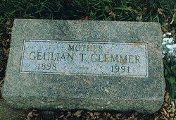 Geulian T. <i>Want</i> Clemmer