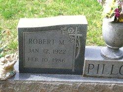Robert Madison Pillow
