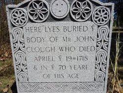 John Clough, Jr