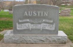 Sarah Ellen <i>Bellmeyer</i> Austin