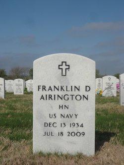 Franklin D Airington