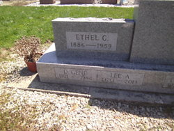Ethel <i>Metzner</i> McDaniel