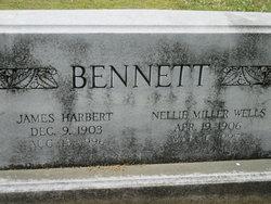 Nellie Miller <i>Wells</i> Bennett