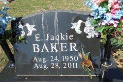 Edith Jacqueline <i>Wickersham</i> Baker