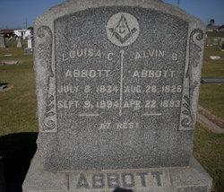 Alvin Bailey Abbott