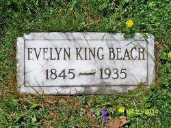 Evelyn <i>King</i> Beach