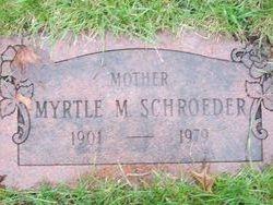 Myrtle <i>Groth</i> Schroeder