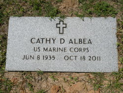 Cathy <i>Hencely</i> Albea