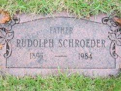 Rudolph Schroeder