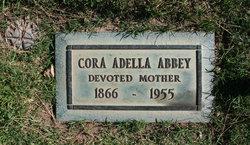Cora Adella <i>Armstrong</i> Abbey