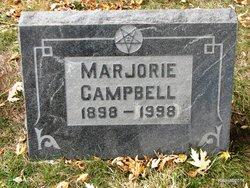 Marjorie Campbell