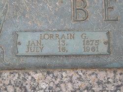 Lorrain G Berry