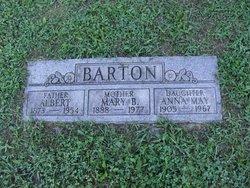 Mary Belle <i>Byers</i> Barton