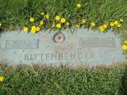 Walter James Bittenbender