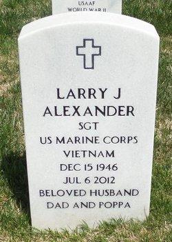 Larry Joe Alexander