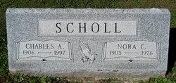 Nora Catherine <i>Johnston</i> Scholl