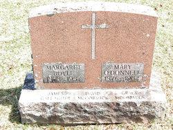 Mary E. <i>McCormick</i> O'Donnell