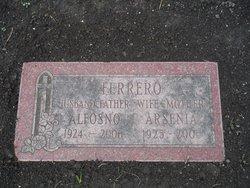 Alfonso Ferrero, Sr