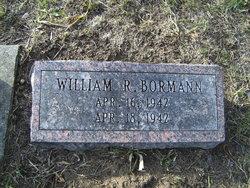 William R Bormann