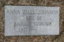 Anna <i>Wikel</i> Cloutier