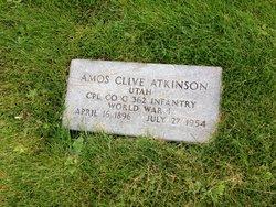 Amos Clive Atkinson