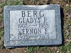 Vernon Edward Berg, Sr