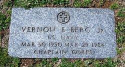 CDR Vernon Edward Berg, Jr