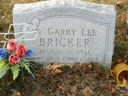 Garry Lee Bricker