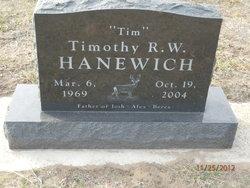 Timothy R.W. Hanewich