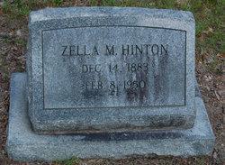 Zella Mae <i>Harris</i> Hinton