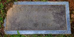Clay Eugene Farrington