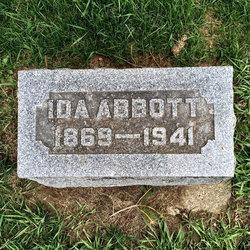 Ida <i>Tillotson</i> Abbott
