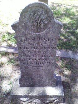 Lula Belle <i>Hunter</i> Morrow