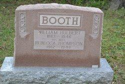 Rebecca <i>Thompson</i> Booth