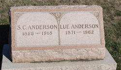 Ida Lucretia Lue <i>Fitz</i> Anderson