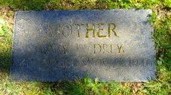 Mary A. <i>Wells</i> Drew