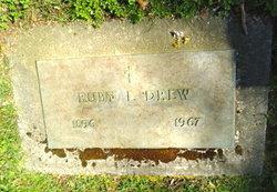 Ruby Louise <i>Bigelow</i> Drew