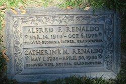 Catherine M <i>Schwartz</i> Renaldo