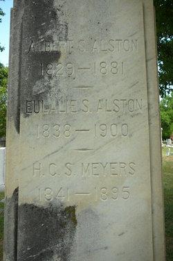Eulalie <i>Smith</i> Alston