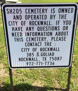 Rockwall Cemetery