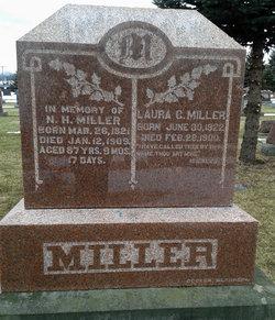 Laura <i>Gillett</i> Miller